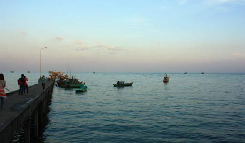 Ngắm Phú Quốc biển trời long lanh