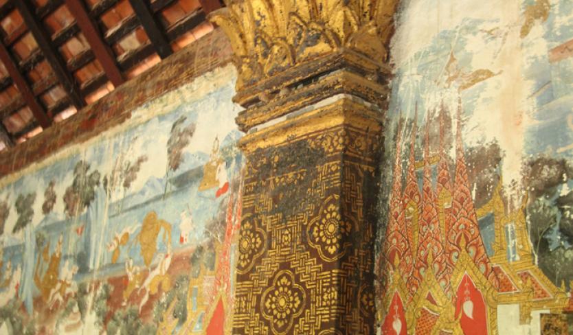 Wat Long Khoun in Luang Prabang