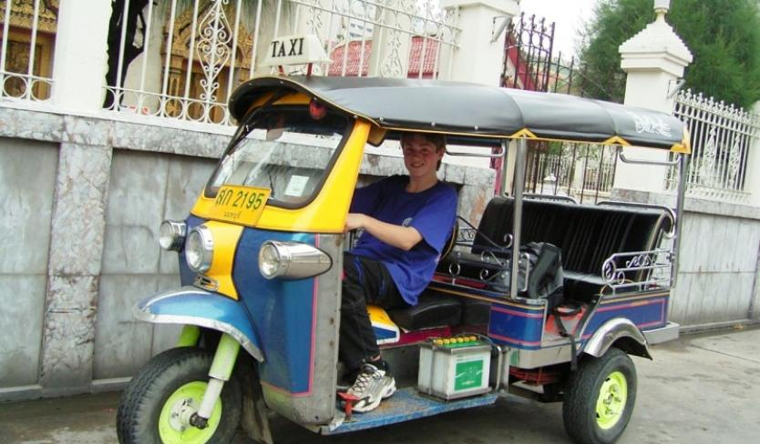 5 Tips to Ride a Tuk-Tuk in Bangkok