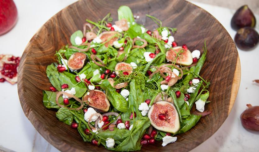Hue fig salad