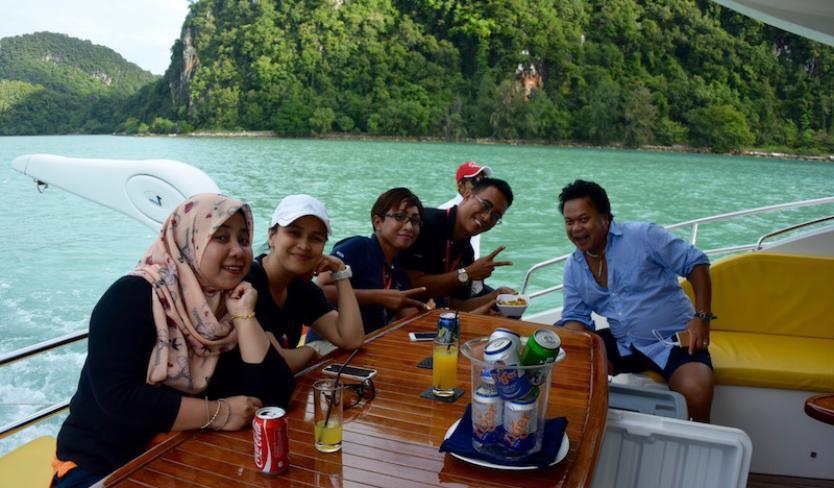 Langkawi Sunset Dinner Cruise